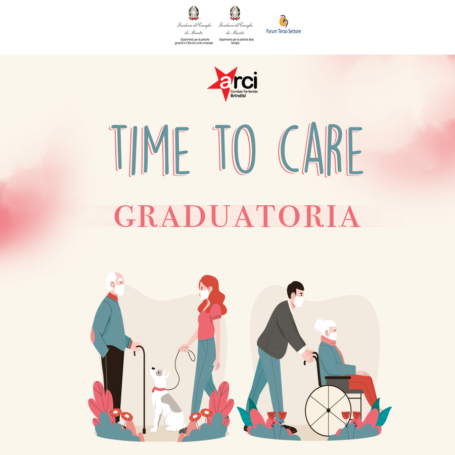"""Time to Care"" – Graduatoria Finale"